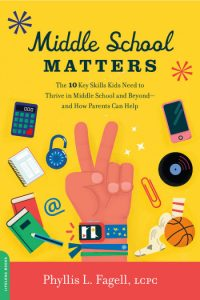 Middle School Matters by Phyllis Fagell